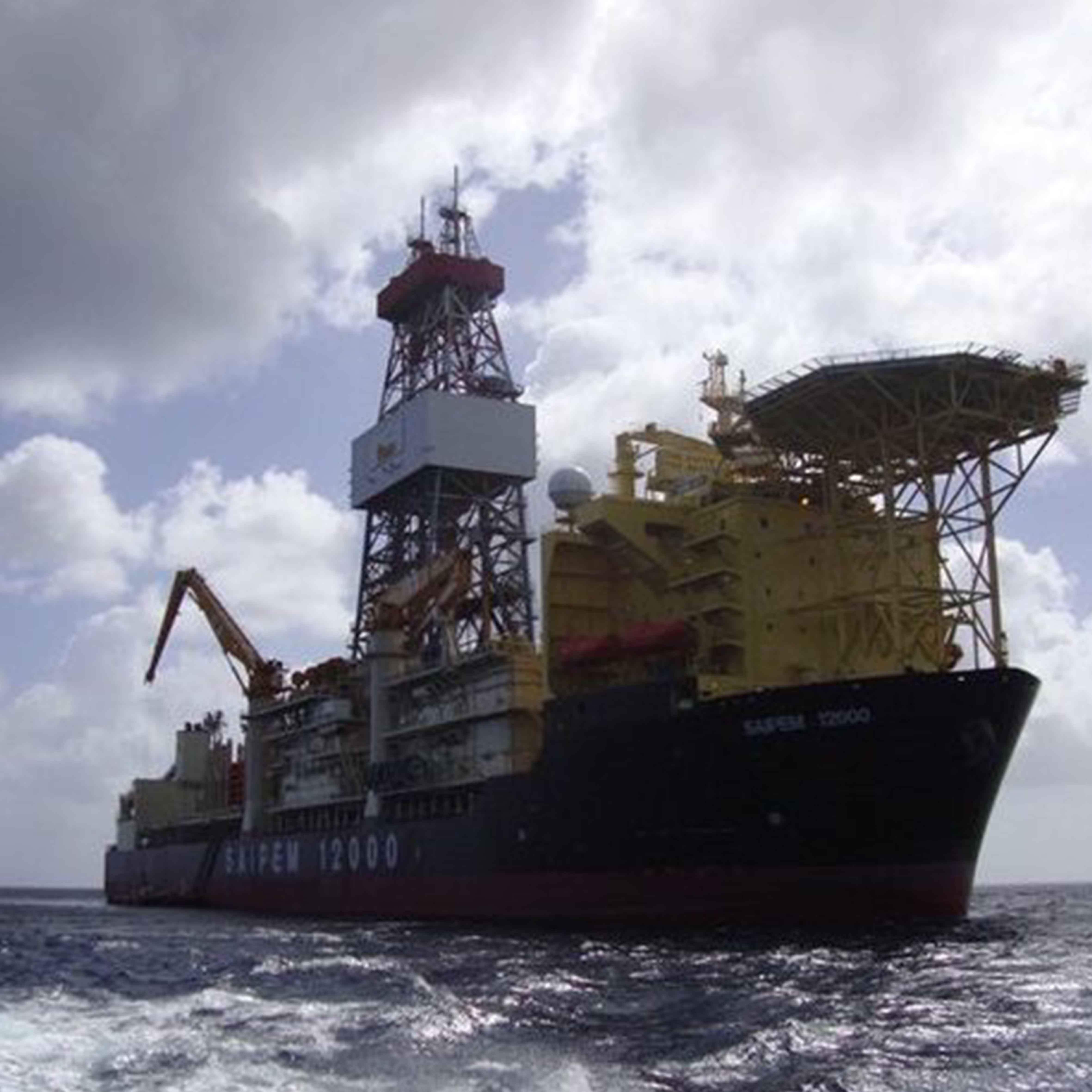 Deep Water And Liquefied Natural Gas